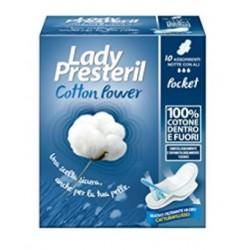 Lady Presteril - LADY PRESTERIL COTTON NOTTE POCKET - 926427461