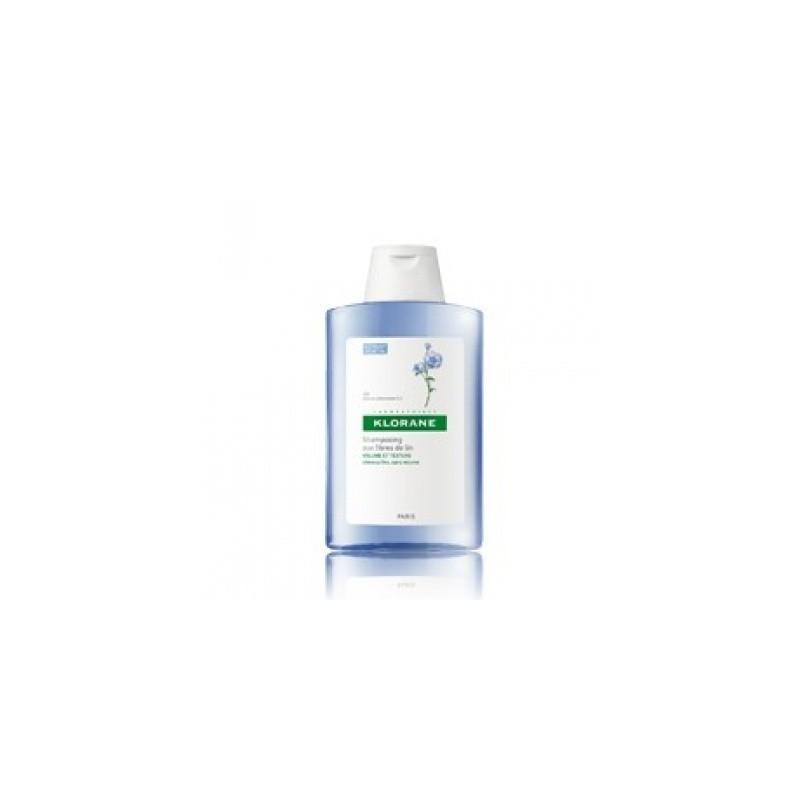 Klorane - Klorane Shampoo Fibre Lino 200 Ml - 933015303