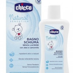 - Chicco Bagnoschiuma Natural Sensation 200 Ml - 927170136