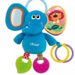 Chicco - Chicco Gioco Baby Senses Music Elefante 1 Pezzo - 924461357