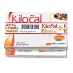 Kilocal - KILOCAL 20CPR+10CPR - 942984636