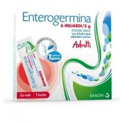 Sanofi - ENTEROGERMINA OS 9BUSTINE 6MLD/2G ADULTI - 013046115
