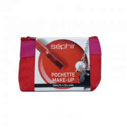 Syrio - SEPHIR POCHETTE MAKE-UP ROSSA - 975862931