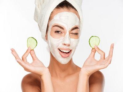 Speciale festa della donna : applicazione gratuita maschera del viso